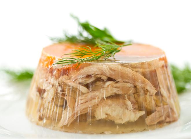 Холодець: рецепт новорічної страви зі свинини