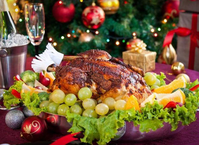 ТОП-3 новорічних страв із м'яса