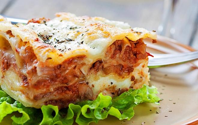 Як готувати лазанью - смачна страва з Італії