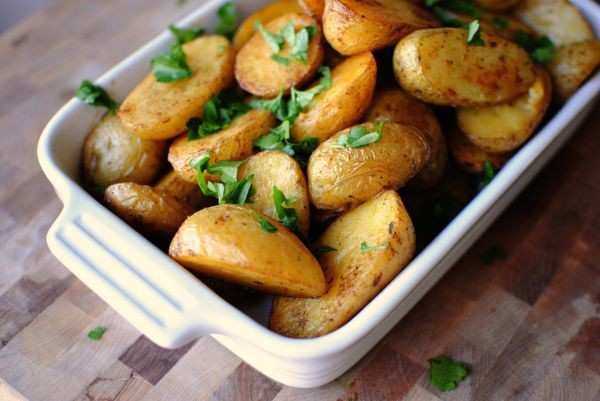 Пісні страви з картоплі