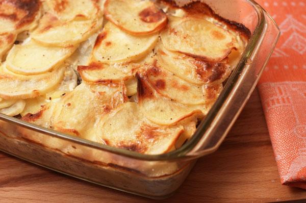 Рецепт запеканки с картошкой и с фаршем