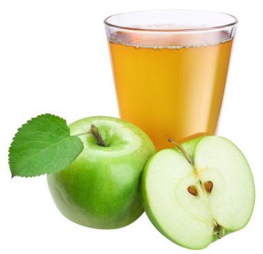 Сік яблучний непрозорий
