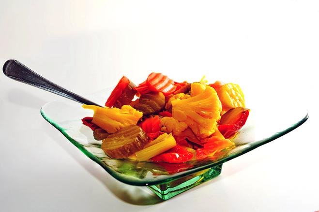 Салат з капусти перцю моркви помідори на зиму