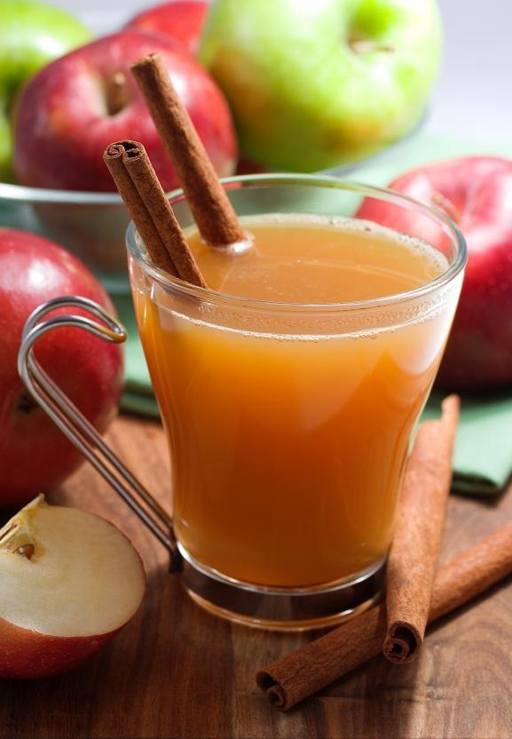 Гарячий яблучний сидр