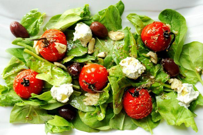 Рецепты салатов з фотографиями