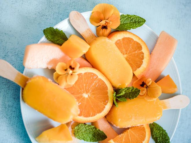 Як зробити морозиво в домашніх умовах: рецепт апельсинового пломбіру