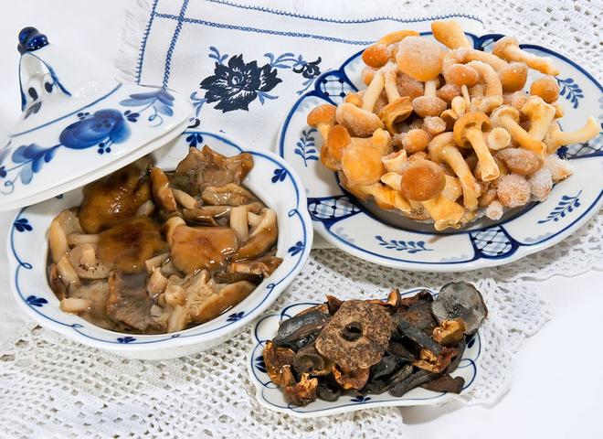 Як заморозити гриби на зиму: збережи смак і аромат
