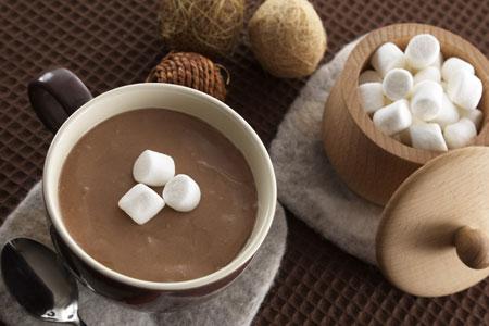 П'яний гарячий шоколад