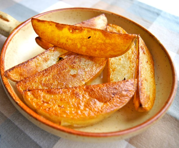 Картофель по селянски на сковороде рецепт