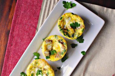 Рецепт суфле з картоплею і ковбасками