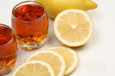 Грог «Вогняний чай»